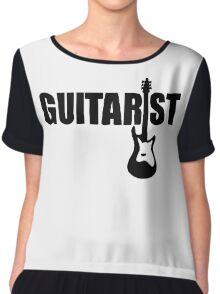 Guitarist Chiffon Top