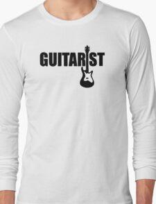 Guitarist Long Sleeve T-Shirt