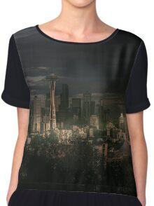 Seattle  Chiffon Top