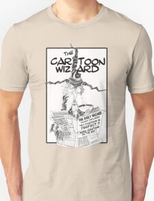 the Cartoon Wizard T-Shirt