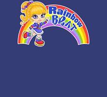 Rainbow Brat Womens Fitted T-Shirt