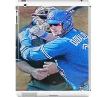 Josh Donaldson MVP At Bat iPad Case/Skin