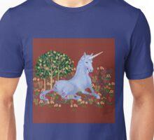 Medieval Unicorn Unisex T-Shirt