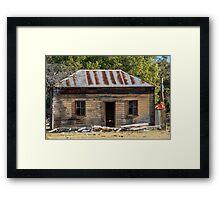 Dunedoo NSW Australia Framed Print