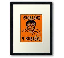 BROBASHI Framed Print