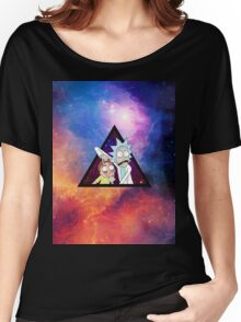 Rick and morty spaceeee. Women's Relaxed Fit T-Shirt