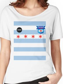 Chicago Red Stars Inspired Jersey Women's Relaxed Fit T-Shirt