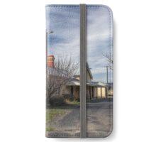 Rylstone Train Station, NSW Australia iPhone Wallet/Case/Skin