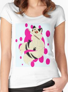 Pocky Kirara Women's Fitted Scoop T-Shirt
