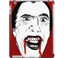 Dracula Line Art iPad Case/Skin