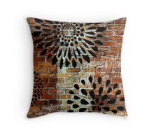 Grounded for life Throw Pillow
