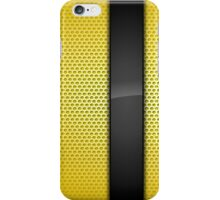 Yellow Racing iPhone Case/Skin