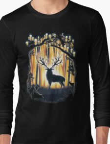 Deer God  Long Sleeve T-Shirt
