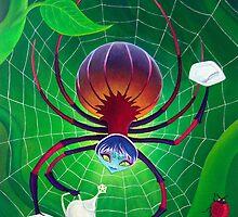 Spider Snack by Wil Zender