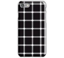 Awesome points optical effect! Look carefully! iPhone Case/Skin