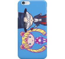 CutiE Moons - Eternal Love iPhone Case/Skin