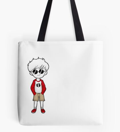 Single Dave Tote Bag