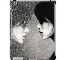 Rainy Mirror Girl iPad Case/Skin