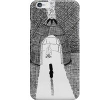 Looking for Warmth iPhone Case/Skin