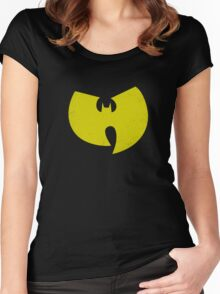 Bat-Tang Clan Women's Fitted Scoop T-Shirt