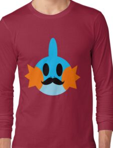 Gentlemen- Mudkip Long Sleeve T-Shirt