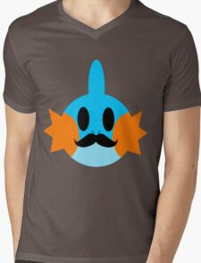 Gentlemen- Mudkip Mens V-Neck T-Shirt