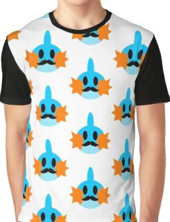 Gentlemen- Mudkip Graphic T-Shirt