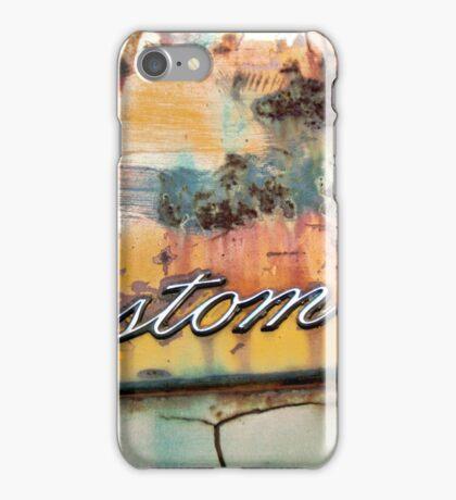 Custom iPhone Case/Skin