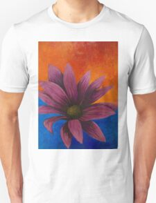 The Days Fell Away in a Blur of Color T-Shirt