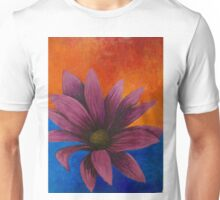 The Days Fell Away in a Blur of Color Unisex T-Shirt