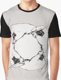 Ring Around the Rosy Graphic T-Shirt