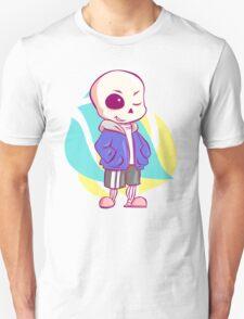 Sans chibi Unisex T-Shirt