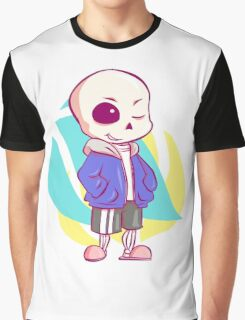Sans chibi Graphic T-Shirt
