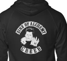 Sins of Alchemy - Greed v2 Zipped Hoodie