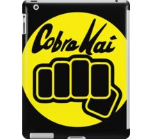 Cobra Kai Punch iPad Case/Skin