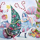 Christmas in Wonderland by Wil Zender