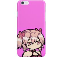 Meduka Meguca iPhone Case/Skin
