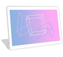 Colorful Shapes Laptop Skin