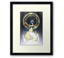 Magi Aladdin Framed Print