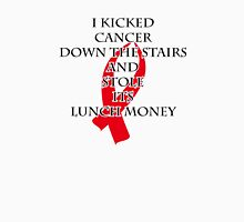 Cancer Bully (Red Ribbon)  Unisex T-Shirt