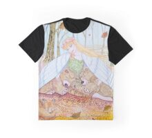 Autumn Breeze Graphic T-Shirt
