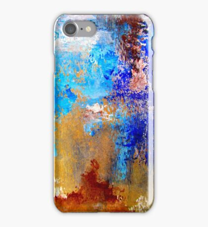 Energy coloring iPhone Case/Skin