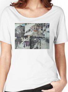 female orange love - Anne Winkler Women's Relaxed Fit T-Shirt