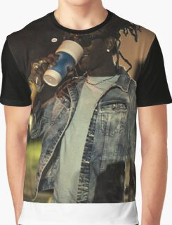 Young Thug Sippen Lean Graphic T-Shirt