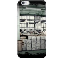 Women Assembly Workers WWII iPhone Case/Skin