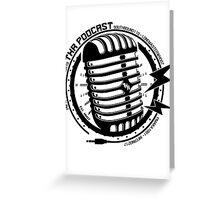 Txr Podcast Greeting Card