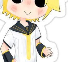Chibi Kagamine Len V4X Sticker