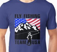 TEAM USA FLY FISHING Unisex T-Shirt