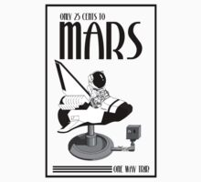 25 Cents To Mars Kids Tee
