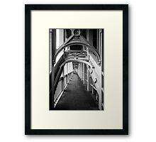Stephensons High Level Bridge, Newcastle Upon Tyne Framed Print